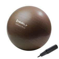 М'яч для фітнесу HMS ANTI-BURST YB02 (65см)