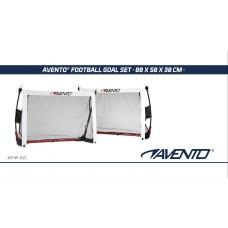 Ворота футбольні Avento 80 X 50 CM 16ZC