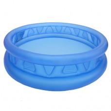 Дитячий надувний басейн з м'якими стінками Intex (188-46см)