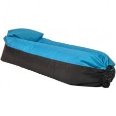 Надувний диван ROYOKAMP Lazy bag, 180x70x50cm (голуба)