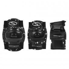 Захист для роликів дитячий SMJ CR 600