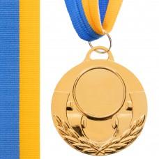 Заготовка медалі зі стрічкою SP-Sport AIM C-4846/70 ((5см)