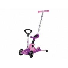 Самокат беговел дитячий PLAYTIVE® JUNIOR Kleinkinder Scooter (фіолетовий) 327206