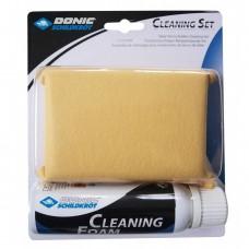 Набір для очищення ракеток Donic Cleaning set