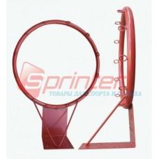 Баскетбольне кільце Sprinter, d45см, усилене
