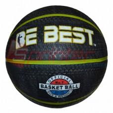 М'яч баскетбольний Be BEST №7, чорний