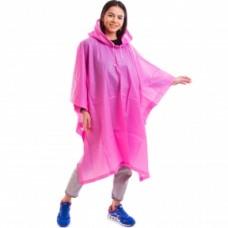 Дощовик для дорослих Пончо багаторазовий (різні кольори)