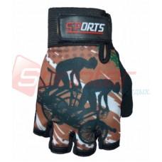 Велорукавиці Sports JZ-3537