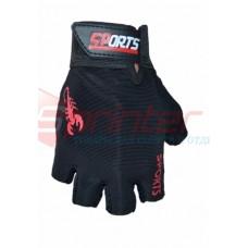 Велорукавиці Sports Scorpio JZ-3737