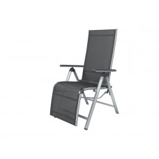 Крісло Florabest Aluminium Relaxsessel 316828