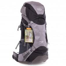 Рюкзак туристичний із каркасною спинкою COLOR LIFE GA-174 50+10л