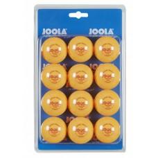 М'ячики для настільного тенісу JOOLA  44255 (оранж.)