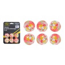 М'ячики для настільного тенісу SMJ 13012 (6шт.)