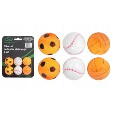 М'ячики для настільного тенісу SMJ BM 620