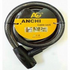 Велозамок ANCHI Cable LOCK
