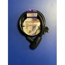 Велозамок EXTRA Cable LOCK