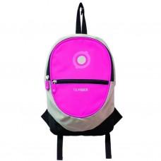 Рюкзак Globber Junior 524-132 (чорно-рожевий)