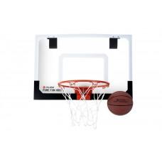 Баскетбольний щит з кільцем та сіткою Fun Hoop Large P2I 02177