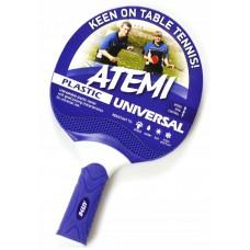 Ракетка для настільного тенісу ATEMI Universal (синя)