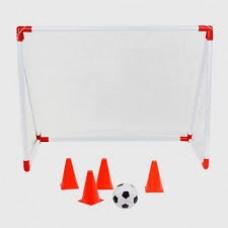 Ворота футбольні з аксесуарами NILS BR116A