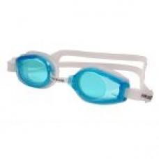 Окуляри для плавання Aquaspeed Avanti (61, білий, синє скло, один розмір, A000004851)