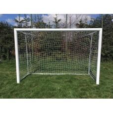 Ворота футбольні Interplastic  3х2м (TYP 2, алюміній, переносні)