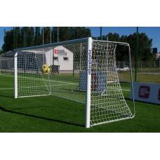 Ворота футбольні Interplastic  5х2м (TYP 3, алюміній, переносні)