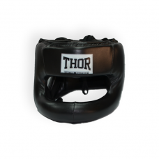 Шолом боксерський з бампером Thor 707 (шкіра)