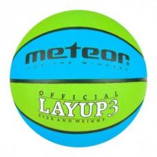 М'яч баскетбольний METEOR LAYUP