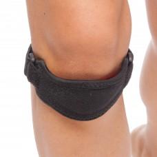 Накладка під коліно пателлярний бандаж SP-Sport BC-1213 (1шт, черний)