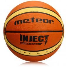 М'яч баскетбольний METEOR INJECT 0707