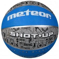 М'яч баскетбольний METEOR SHOT UP 07073 №5