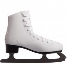 Ковзани для фігурного катання білі PVC Z-0888