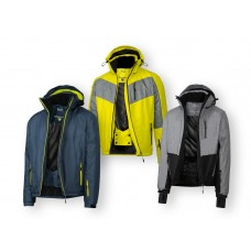 Куртка лижна Crivit Pro Technology 305025 (жовта)