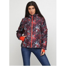 Куртка лижна Crivit Pro Technology 283900 (чор. сині. оранж)