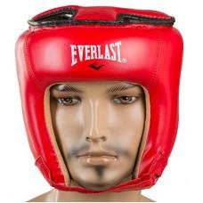 Шолом для боксу EVERLAST (червоний) EVF450-R