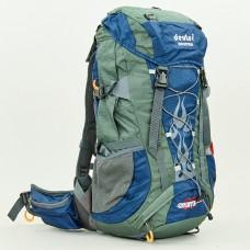 Рюкзак туристичний із каркасною спинкою DTR 65 літрів GA-G34