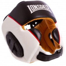Шолом боксерський в мексиканському стилі шкіряний LONSDALE XPEED VL-8341