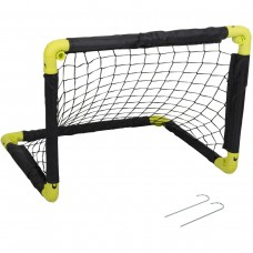 Ворота футбольні Dunlop (50x44x44см) 133577