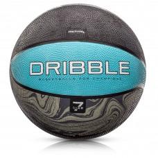 М'яч баскетбольний METEOR DRIBBLE (3 кольори, роз.7)