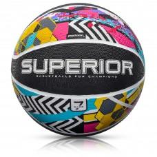 М'яч баскетбольний METEOR SUPERIOR ABSTRACT