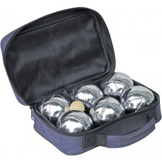 Гра Петанк Бочче Hudora (6 шарів, сумка)