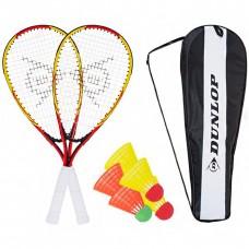 Набір для спідмінтону Dunlop Racketball Set 762091