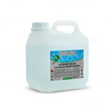 Засіб для очищення «Silver Life» Shok O2 (3л) для дезінфекції