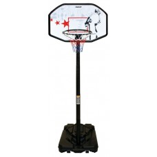 Портативна баскетбольна стійка Avento  ADJUSTABLE HOME DUNK 47SC