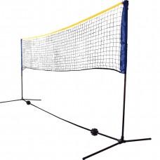 Сітка для бадмінтону та волейболу Donic SCHILDKROT COMBINET 970994