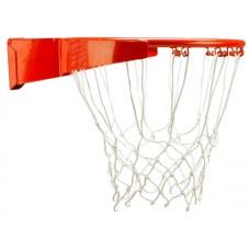 Баскетбольне кільце Avento SLAM RIM PRO (пружина+сітка) 47RA