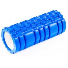 Масажний ролик для йоги, пілатесу, фітнесу (33х14см, 3 кольори) 85013