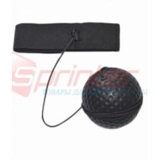 Тренажер-еспандер для боксу з м'ячиком WS3353-R